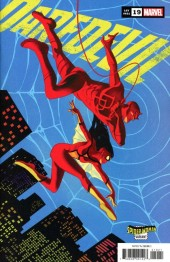 Daredevil #19 Spider-Woman Variant Cover