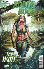 Robyn Hood: The Hunt #5 Original Cover