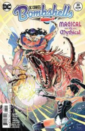dc comics bombshells #30