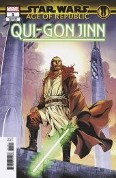 Star Wars: Age of Republic - Qui-Gon Jinn #1 Cory Smith Variant