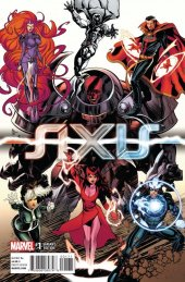 Avengers & X-Men: Axis #1 Young Guns Complete Variant
