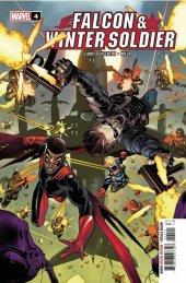 Falcon & Winter Soldier #4