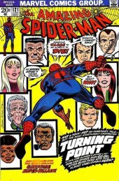 the amazing spider-man #121