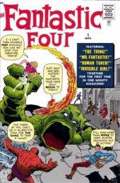 Fantastic Four Omnibus Vol. 1 HC 2013 Printing