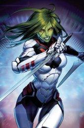 Guardians of the Galaxy #5 Marvel Battle Lines (Jong-Ju Kim) Variant