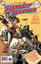 Wonder Woman #603 75th Anniversary Variant Edition