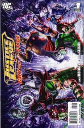 Justice League: Cry For Justice #1 Second Printing