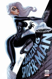 The Amazing Spider-Man #800 J Scott Campbell Variant C