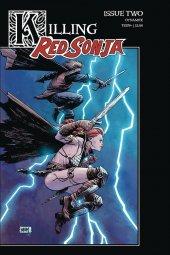 Killing Red Sonja #2 Cover B