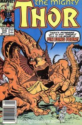 The Mighty Thor #379 Newsstand Edition