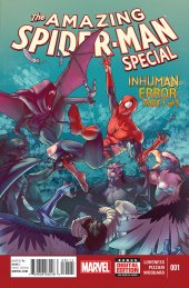 The Amazing Spider-Man Special #1