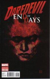 Daredevil: End of Days #2 Mack Variant