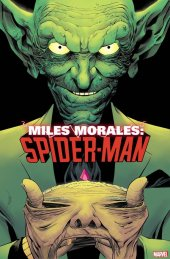 Miles Morales: Spider-Man #14 Marvels X Variant Cover by Declan Shalvey