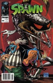 Spawn #14 Newsstand Edition