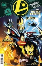 Legion of Super-Heroes #6