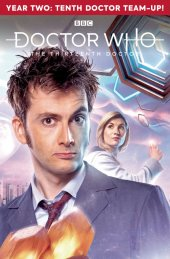 Doctor Who: The Thirteenth Doctor: Year Two #2 Cover B Photo