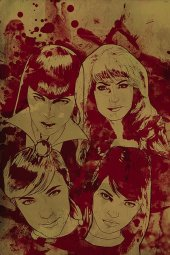 Red Sonja & Vampirella Meet Betty & Veronica #7 Staggs Ltd Virgin Cover
