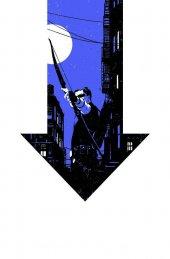 Hawkeye #6 2nd Printing
