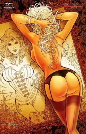 Grimm Fairy Tales Presents Wonderland #18 Secret Retail Exclusive