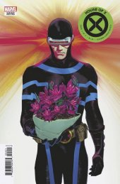 House of X #4 Sara Pichelli and Dean White Flower Variant