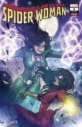 Spider-Woman #5 Takeda Villain Variant