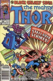 The Mighty Thor #420 Newsstand Edition