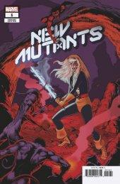 New Mutants #1 1:100 Hidden Gem Variant