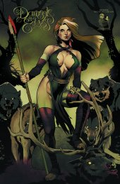 Damsels In Excess #4 10 Copy Incentive Variant