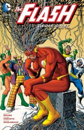 the flash by geoff johns book 2 tp