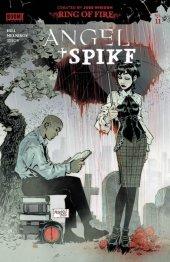 Angel & Spike #11 Cover B Spot Melnikov Variant