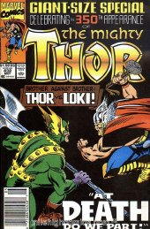 The Mighty Thor #432 Newsstand Edition