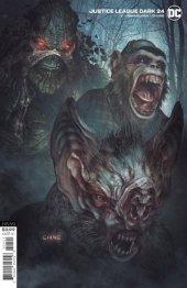Justice League Dark #24 Variant Edition
