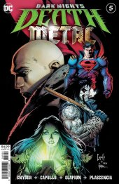 Dark Nights: Death Metal #5