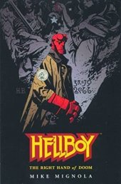 hellboy vol. 4: the right hand of doom tp second edition