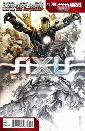 Avengers & X-Men: Axis #1 Jim Cheung Fade Variant
