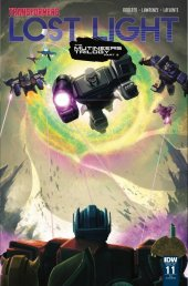 Transformers: Lost Light #11 RI Cover