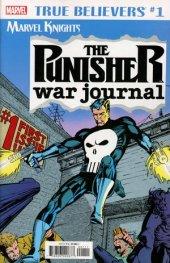 True Believers: Marvel Knights 20th Anniversary - Punisher War Journal by Potts & Lee #1