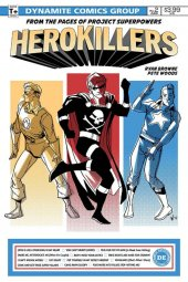 project superpowers: hero killers #2