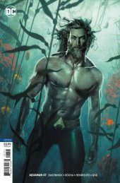 Aquaman #47 Variant Edition