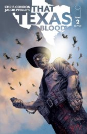 That Texas Blood #2 Cover B Fegredo