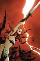 Vampirella / Red Sonja #8 Lee Ltd Virgin Cover