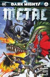 Dark Nights: Metal #1 Simon Bisley Variant