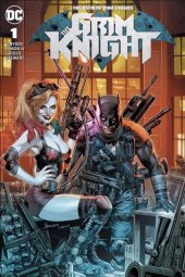 The Batman Who Laughs: The Grim Knight #1 Unknown Comic Books Exclusive Jay Anacleto Trade Dress Variant