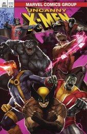 Uncanny X-Men #11 Skan Srisuwan Variant