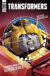 The Transformers #19 Original Cover