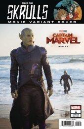 Meet the Skrulls #1 Movie Variant