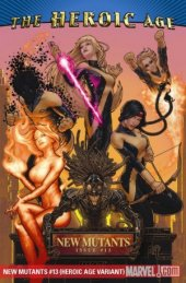 New Mutants #13 Heroic Age Variant