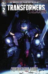 Transformers: Galaxies #2
