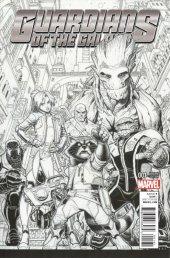 Guardians of the Galaxy #1 Art Adams Sketch Variant