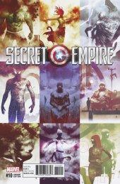 Secret Empire #10 Hydra Hero Variant